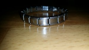 Bettelarmband in silver