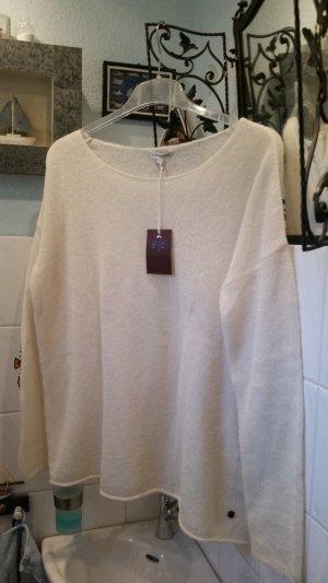 Better Rich Wool Sweater white