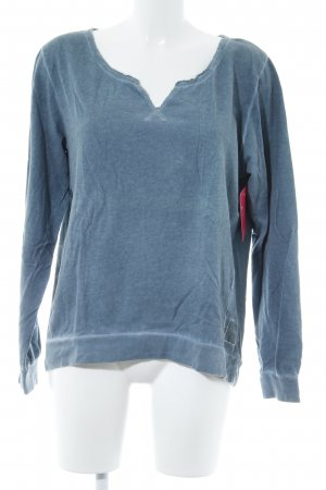 Better Rich Longsleeve kadettblau Casual-Look