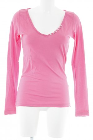 Better Rich Longsleeve pink Casual-Look