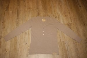 Better Rich Pullover Pulli M Wolle greige taupe wie NEU
