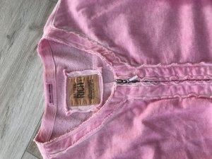 Better Rich rosa kurze Blazer Jacke