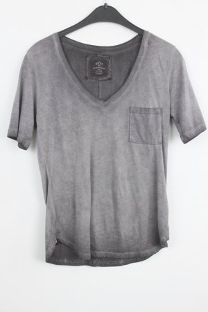 Better Rich Shirt Gr. XS grau taupe (18/7/067)