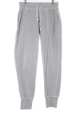 Better Rich Pantalone fitness grigio chiaro stile atletico