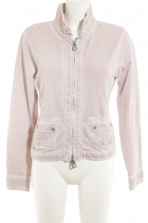 Better Rich Veste sweat rose style décontracté