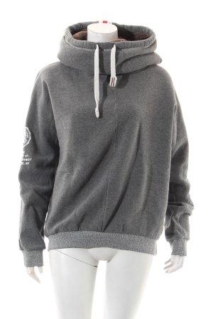 Better Rich Sweatshirt meliert Casual-Look