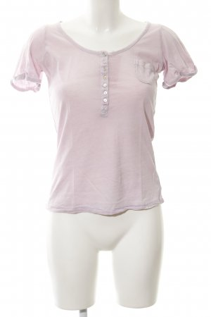 Better Rich T-Shirt rosé Casual-Look