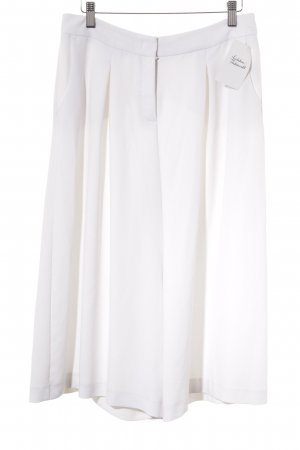 Betty Barclay 3/4 Length Trousers white casual look