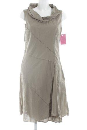 Betty Barclay A-Linien Kleid beige Casual-Look