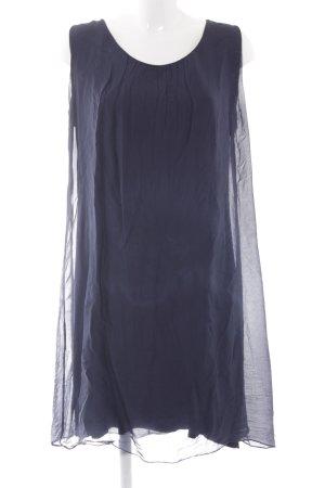 Betty Barclay Abendkleid dunkelblau Casual-Look