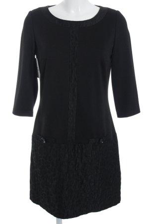 Betty Barclay Vestido de noche negro look Street-Style
