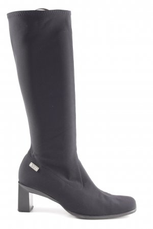 Betty Barclay Heel Boots black business style