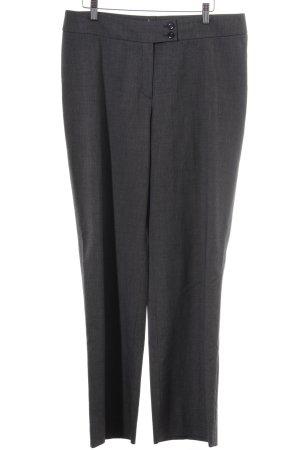 Betty Barclay Pantalon de costume gris anthracite style d'affaires