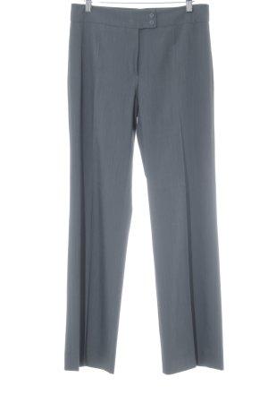 Betty Barclay Pantalone da abito talpa puntinato stile professionale