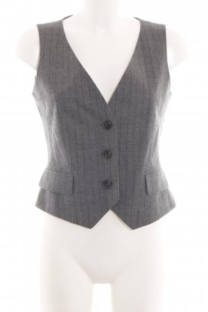 Betty Barclay Waistcoat light grey flecked business style