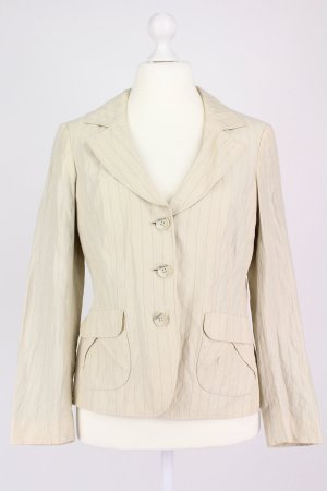 Betty Barclay Blazer creme Größe 42