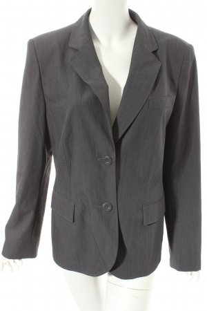 Betty Barclay Blazer grau Business-Look