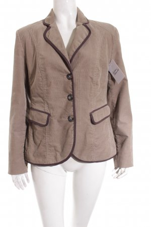 Betty Barclay Blazer graubraun Retro-Look