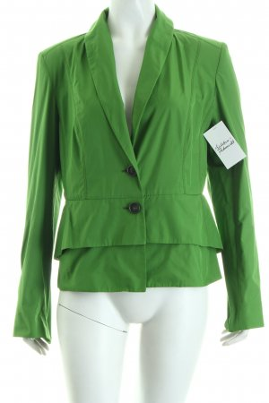 Betty Barclay Blazer grün schlichter Stil
