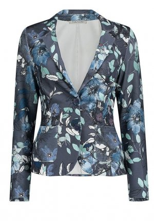 Betty Barclay Blazer in jersey multicolore