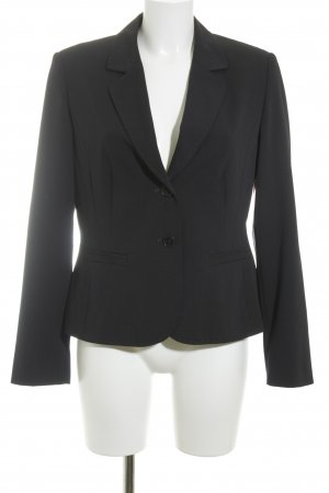 Betty Barclay Blazer schwarz Business-Look