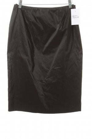 Betty Barclay Bleistiftrock schwarz Casual-Look