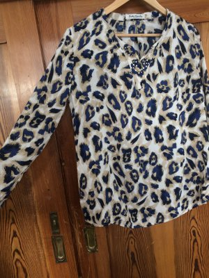 Betty Barclay Bluse, Animal Print, Leopard, gemustert