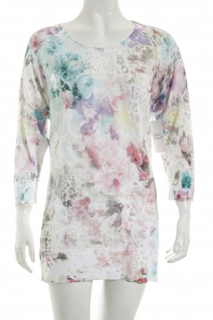 Betty Barclay Bluse Blumenmuster Casual-Look