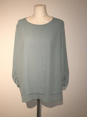 Betty Barclay Bluse Gr. 42 Neu blau