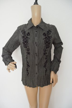 Betty Barclay Bluse Knitterlook gr.38
