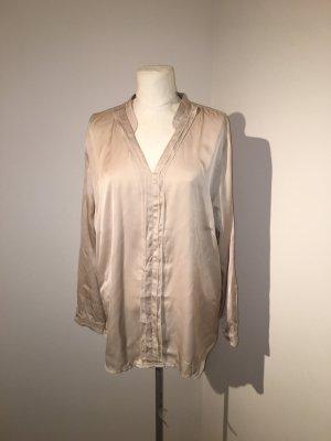 Betty Barclay Bluse NEU Gr. 48 beige/ nude