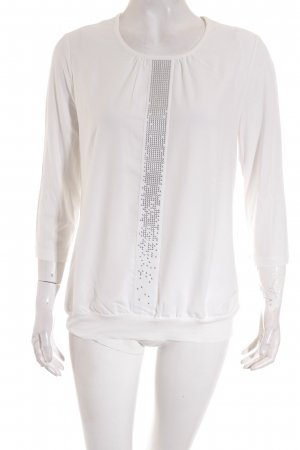 Betty Barclay Bluse weiß Casual-Look