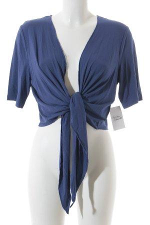 Betty Barclay Bolero blau Casual-Look