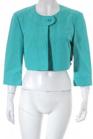 Betty Barclay Bolero türkis Casual-Look