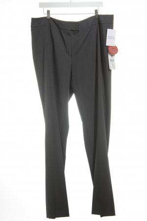 Betty Barclay Bundfaltenhose anthrazit Business-Look