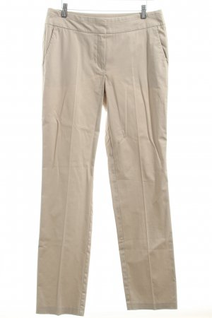 Betty Barclay Bundfaltenhose beige Business-Look