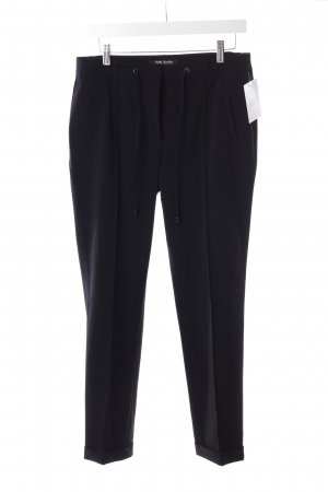 Betty Barclay Bundfaltenhose schwarz Casual-Look