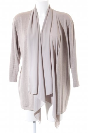 Betty Barclay Cardigan beige Street-Fashion-Look