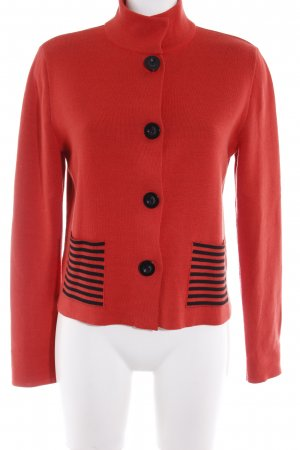 Betty Barclay Cardigan lichtrood casual uitstraling