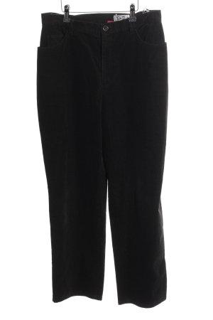 Betty Barclay Pantalon cargo noir style décontracté