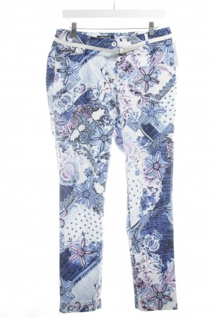 Betty Barclay Chinohose florales Muster Casual-Look