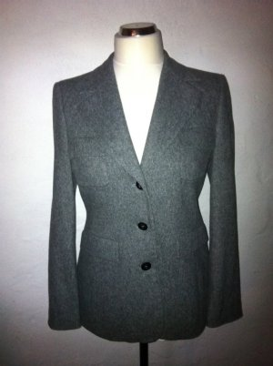 Betty Barclay Collection - Blazer - Schurwolle - grau - Größe 40