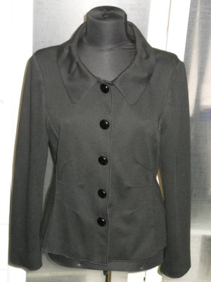 BETTY BARCLAY Collection Sweatjacke schwarz Gr.40