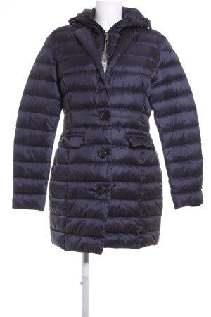 Betty Barclay Down Coat dark blue casual look