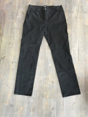 Betty Barclay Pantalón elástico negro Algodón