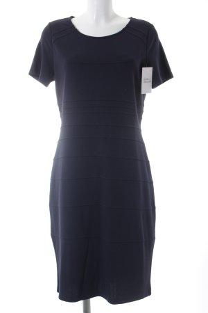 Betty Barclay Etuikleid dunkelblau schlichter Stil