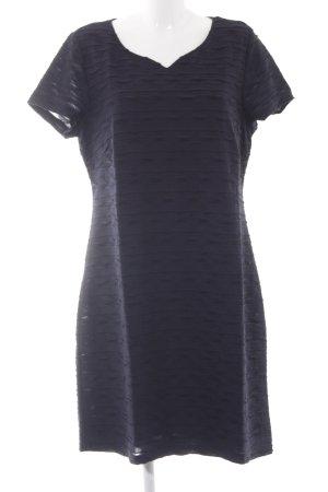 Betty Barclay Manteljurk donkerblauw simpele stijl