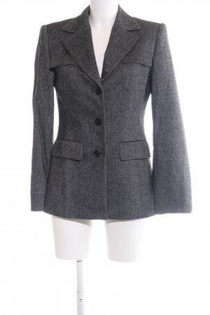 Betty Barclay Tailcoat light grey flecked business style