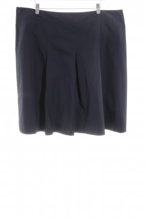 Betty Barclay Flared Skirt blue casual look