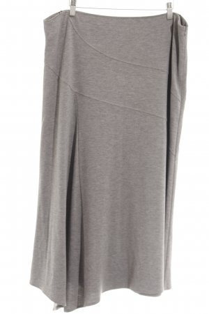 Betty Barclay Falda acampanada gris claro-gris moteado look casual